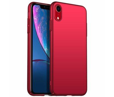 ShieldCase ShieldCase Ultra thin iPhone Xr case (rood)