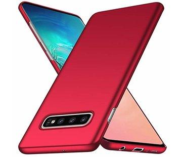 ShieldCase Ultra thin Samsung Galaxy S10 case (rood)