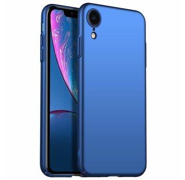 ShieldCase® Ultra thin iPhone Xr case (blauw)