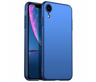 ShieldCase ShieldCase Ultra thin iPhone Xr case (blauw)