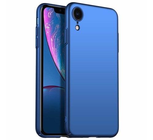 ShieldCase® ShieldCase Ultra thin iPhone Xr case (blauw)