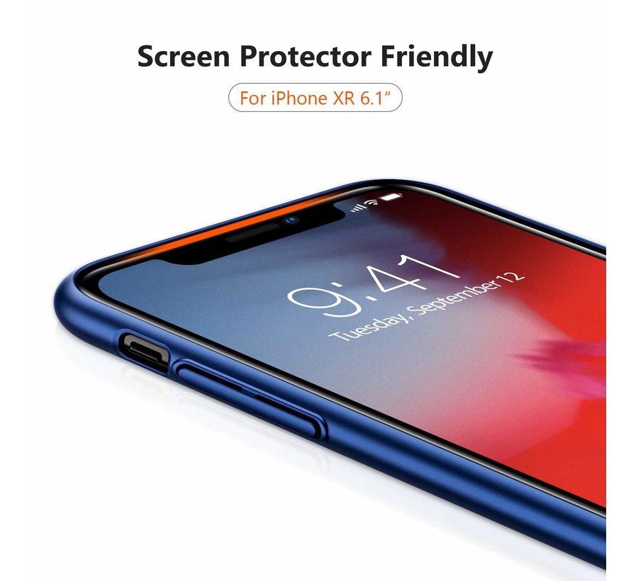 ShieldCase Ultra thin iPhone Xr case (blauw)