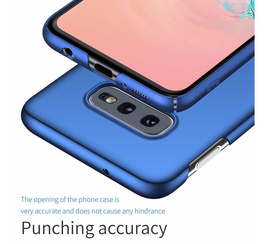 ShieldCase Ultra thin Samsung Galaxy S10e case (blauw)