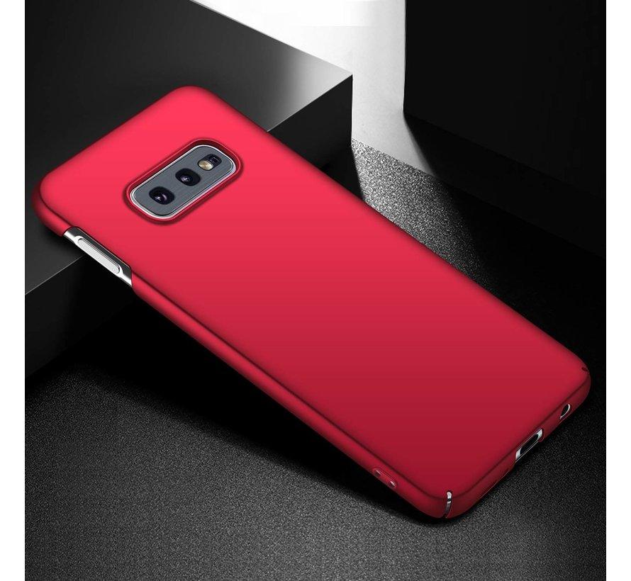 ShieldCase Ultra thin Samsung Galaxy S10e case (rood)