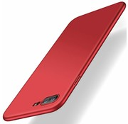 ShieldCase® Ultra thin iPhone 8 Plus / 7 Plus case (rood)