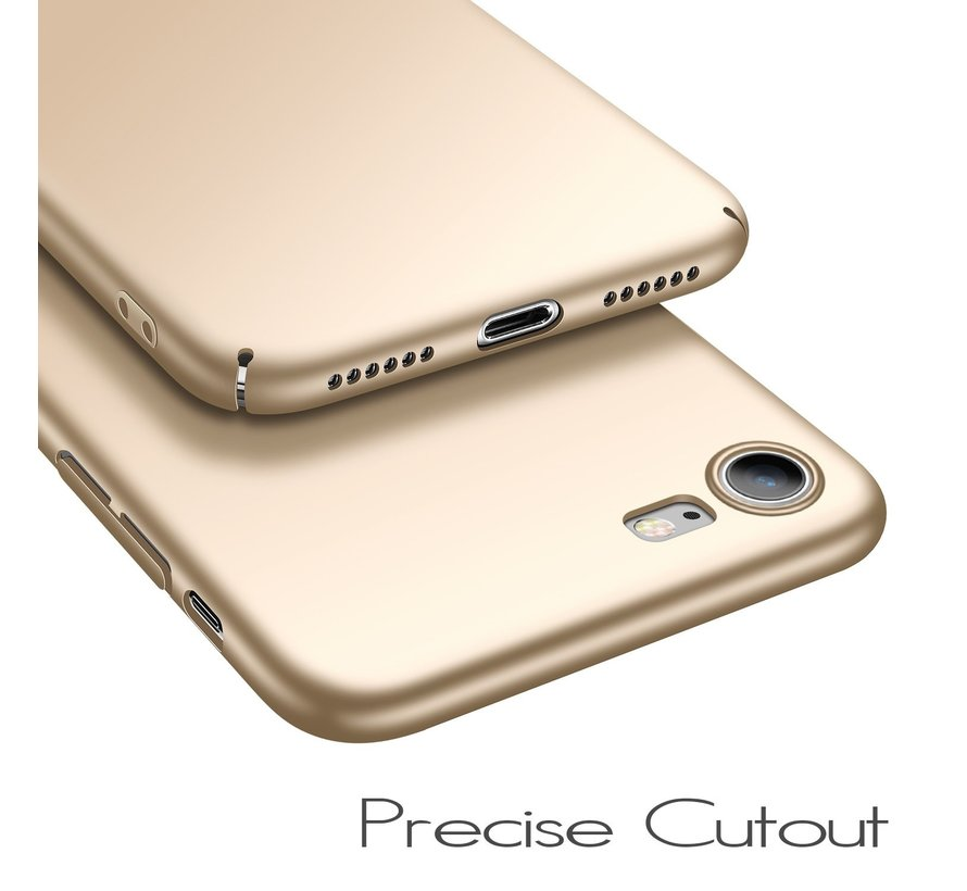 ShieldCase iPhone 7 /  8 ultra thin case (goud)