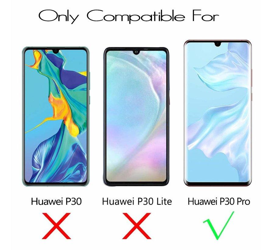 ShieldCase Ultra thin Huawei P30 Pro case (rood)