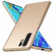 ShieldCase® Ultra thin Huawei P30 Pro case (goud)