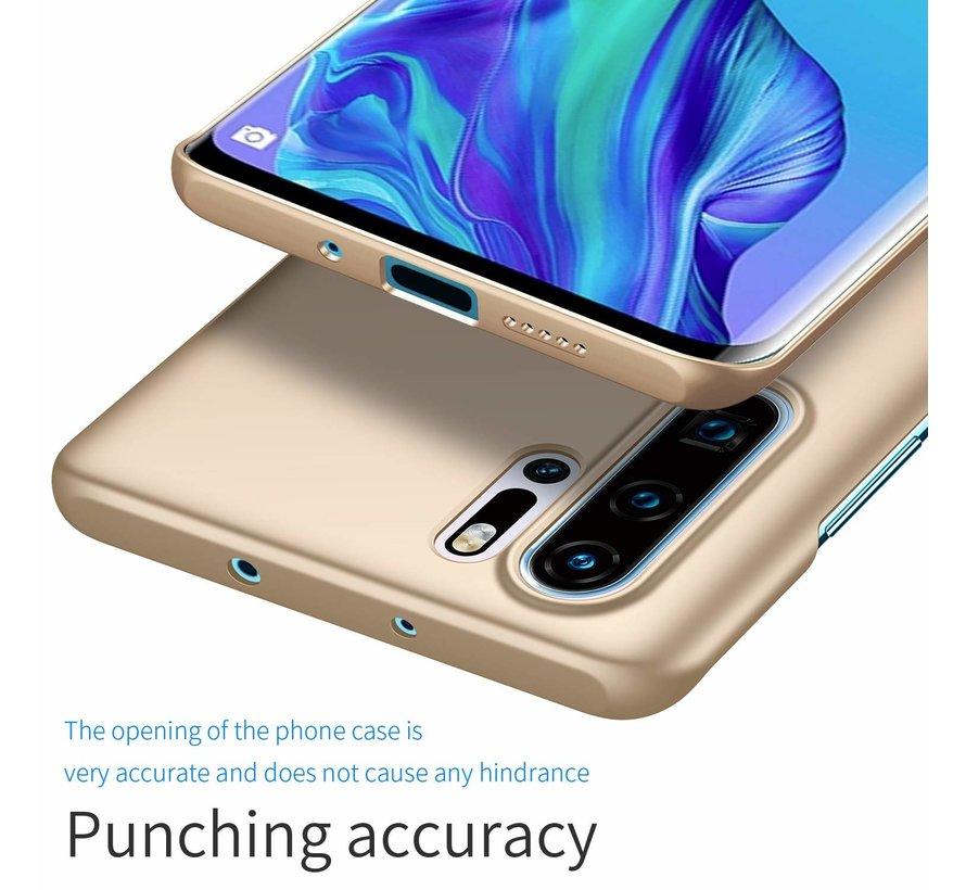 ShieldCase Ultra thin Huawei P30 Pro case (goud)