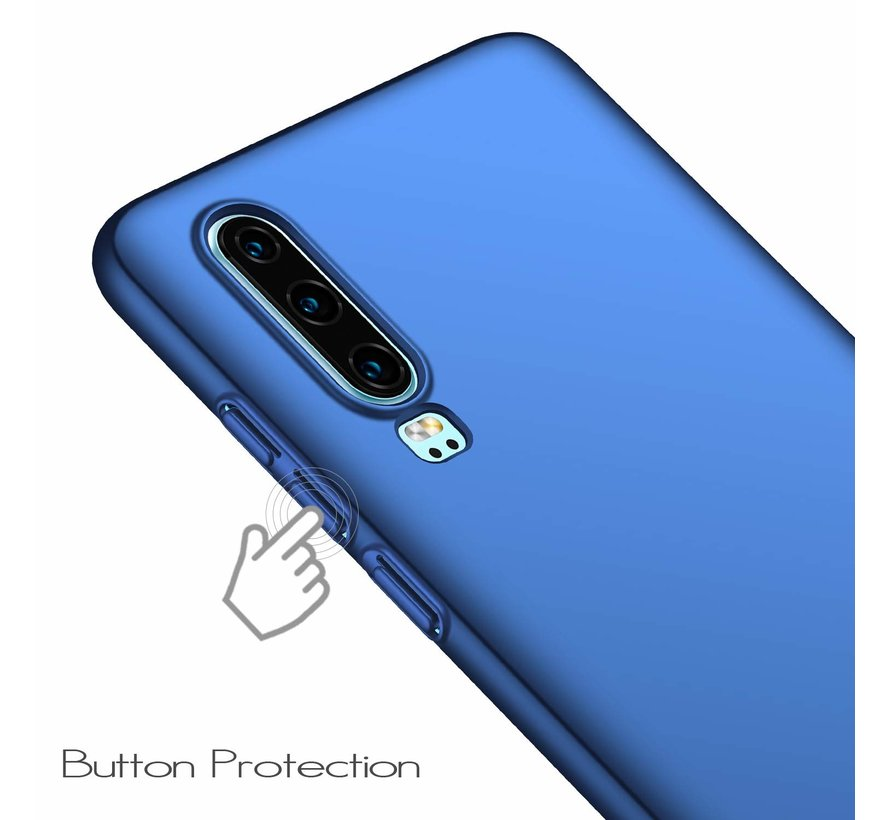 ShieldCase Ultra thin Huawei P30 case (blauw)