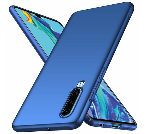 ShieldCase ShieldCase Ultra thin Huawei P30 case (blauw)