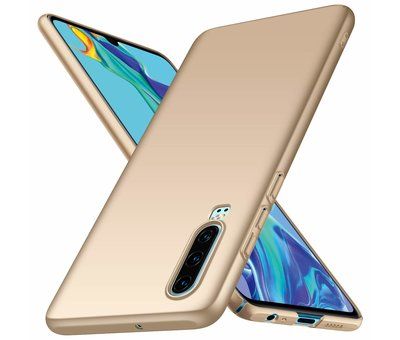 ShieldCase ShieldCase Ultra thin Huawei P30 case (goud)