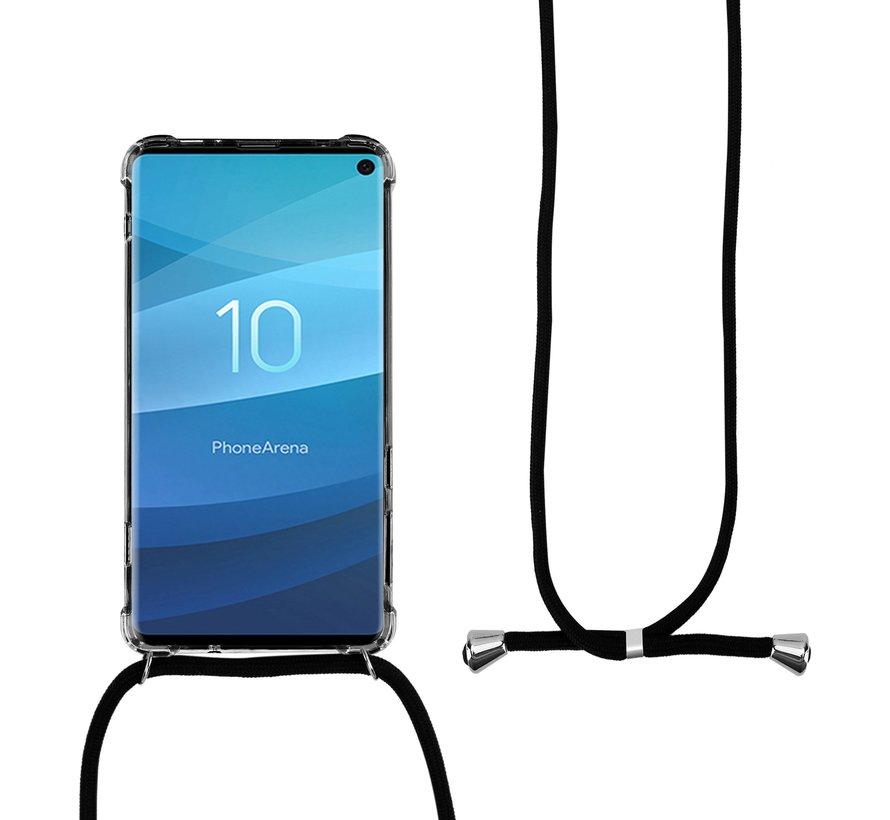 ShieldCase Shock hoesje met zwart koord Samsung Galaxy S10
