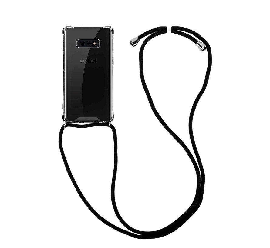 ShieldCase Shock hoesje met zwart koord Samsung Galaxy S10e