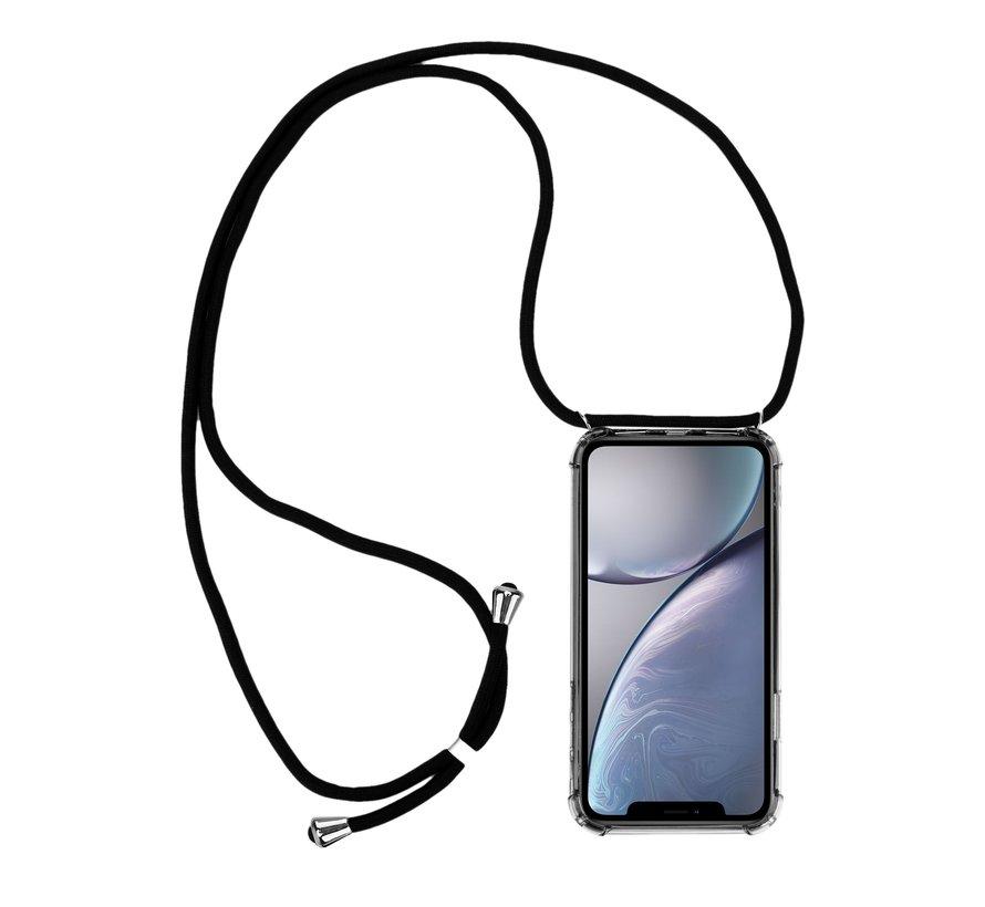 ShieldCase Shock hoesje met zwart koord iPhone Xr