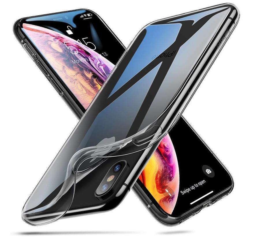 Transparante iPhone X case