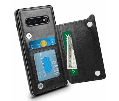 ShieldCase ShieldCase Wallet Case Samsung Galaxy S10 (zwart)