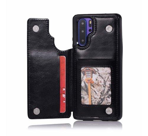 ShieldCase ShieldCase Wallet Case Huawei P30 Lite (zwart)
