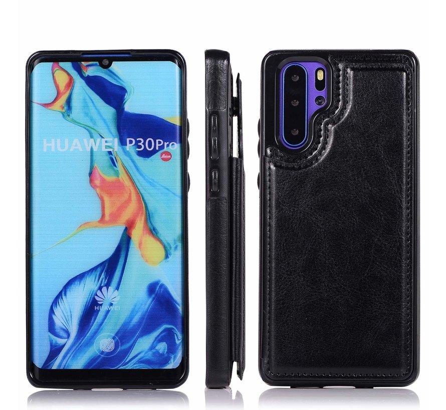 ShieldCase Wallet Case Huawei P30 Pro (zwart)