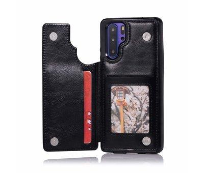 ShieldCase ShieldCase Wallet Case Huawei P30 (zwart)