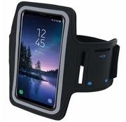 ShieldCase Zwarte universele sportarmband voor smartphone