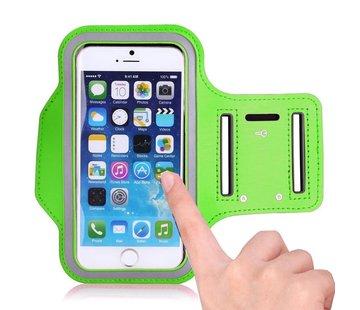 ShieldCase Groene universele sportarmband voor smartphone