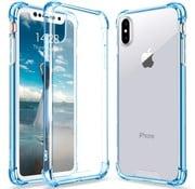 ShieldCase® Shock case iPhone X / Xs (blauw)