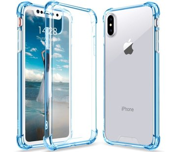 ShieldCase Shock case iPhone X / Xs (blauw)