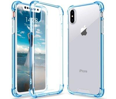 ShieldCase ShieldCase Shock case iPhone X / Xs (blauw)