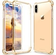 ShieldCase® Shock case iPhone X / Xs (goud)