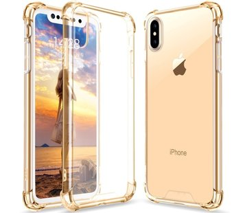 ShieldCase Shock case iPhone X / Xs (goud)