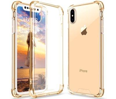 ShieldCase ShieldCase Shock case iPhone X / Xs (goud)