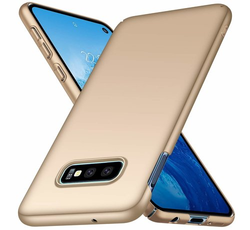 ShieldCase ShieldCase Ultra thin Samsung Galaxy S10e case (goud)
