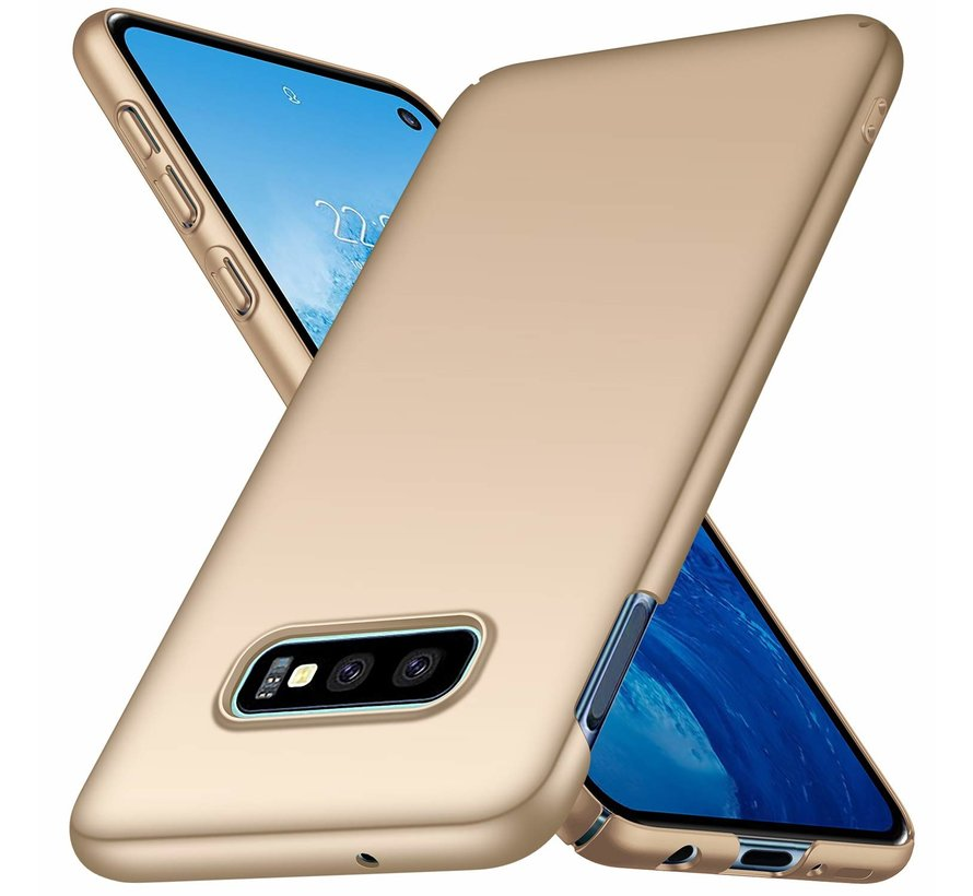 ShieldCase Ultra thin Samsung Galaxy S10e case (goud)