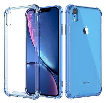ShieldCase® Shock case iPhone Xr (blauw)