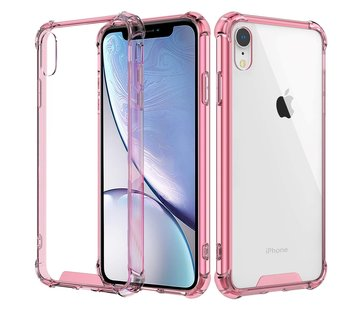 ShieldCase Shock case iPhone Xr (roze)