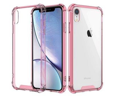 ShieldCase ShieldCase Shock case iPhone Xr  (roze)