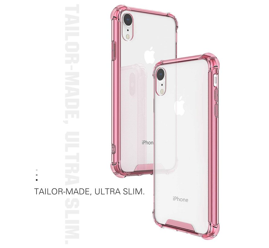 ShieldCase Shock case iPhone Xr  (roze)