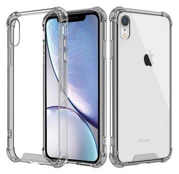 ShieldCase® Shock case iPhone Xr (grijs)