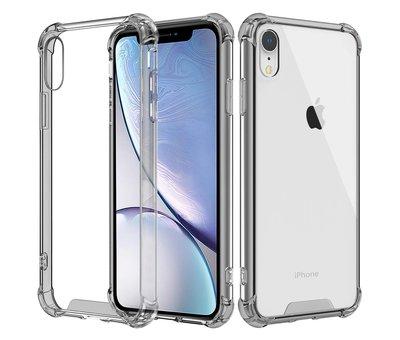 ShieldCase® ShieldCase Shock case iPhone Xr  (grijs)