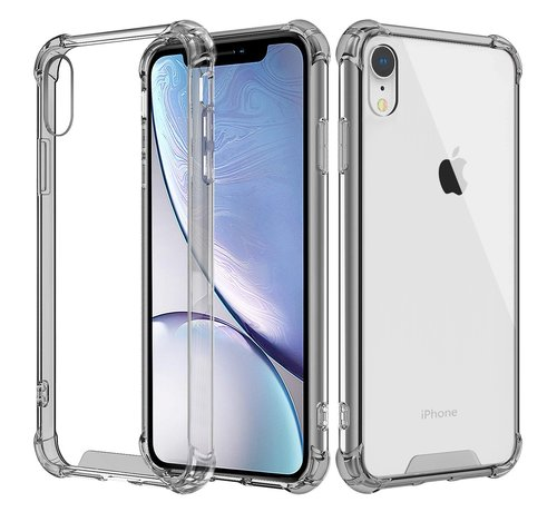 ShieldCase ShieldCase Shock case iPhone Xr  (grijs)