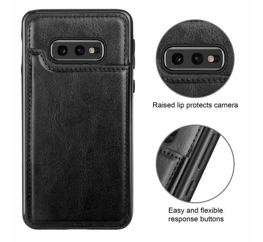 ShieldCase Wallet Case Samsung Galaxy S10e (zwart)
