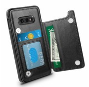 ShieldCase® Wallet Case Samsung Galaxy S10e (zwart)