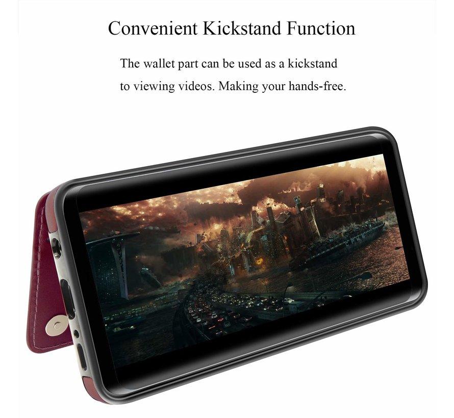 ShieldCase Wallet Case Samsung Galaxy S10 (bruin)