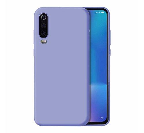 ShieldCase ShieldCase Silicone case Huawei P30 (paars)
