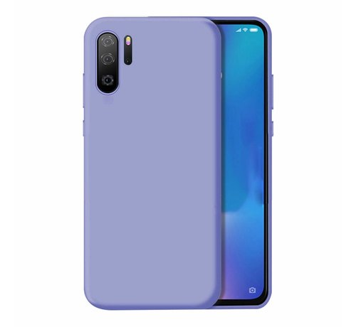 ShieldCase ShieldCase Silicone case Huawei P30 Pro (paars)