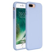 ShieldCase® Silicone case iPhone 8 Plus / 7 Plus (paars)