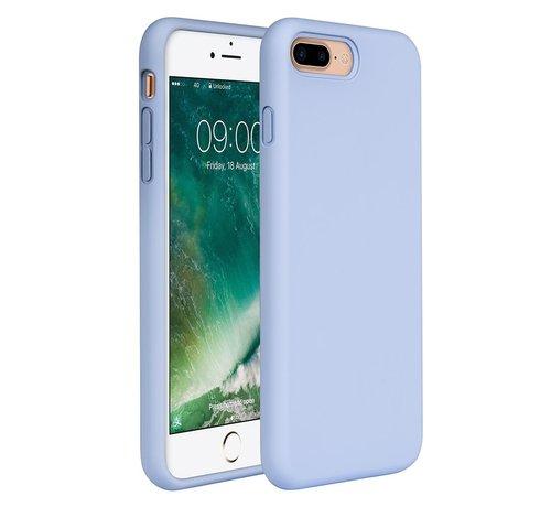 ShieldCase Shieldcase Silicone case iPhone 8 Plus / 7 Plus (paars)