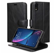 ShieldCase Vintage leren wallet case iPhone X / Xs
