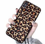 ShieldCase® Panter hoesje bruin iPhone X / Xs
